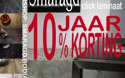 Bodiax vloeren – 10% korting