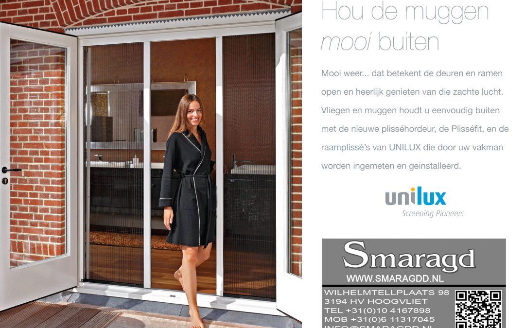 Unilux 15% korting