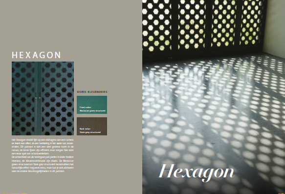Fractions Hexagon